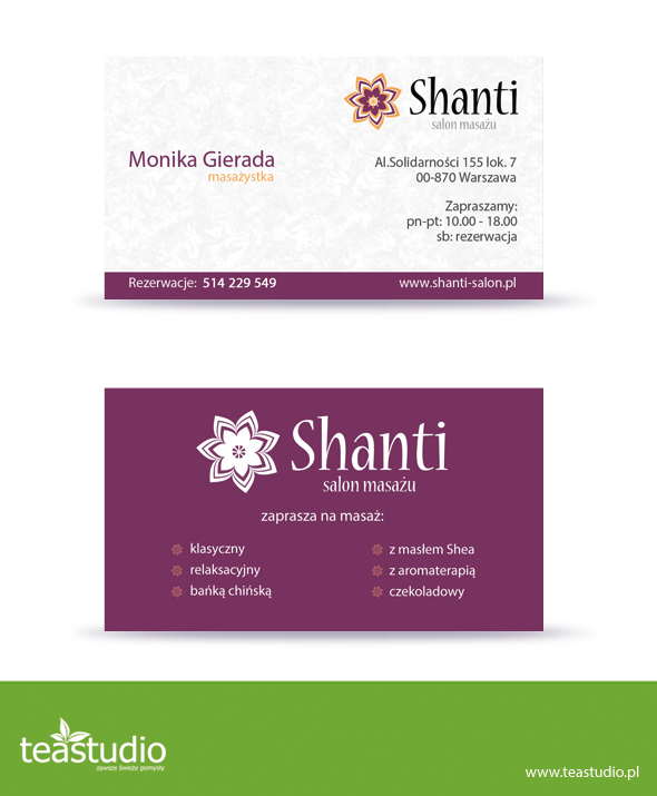 shanti-business-card